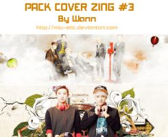 [Cover Zing] Pack Cover #3 by Miu-Etic