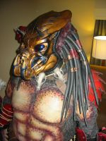 My last Predator suit for now by 2006chaos
