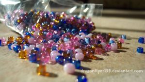 glass beads II by DragonFlyer139