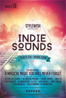 Indie Sounds Flyer by styleWish
