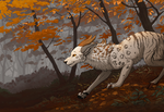 Myst in the Forest by Canis-ferox