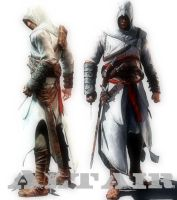 Assasins Creed Altair by NeroVergilDante