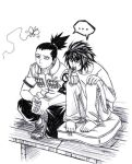 Butterfly - L and Shikamaru by Angels-Dawn
