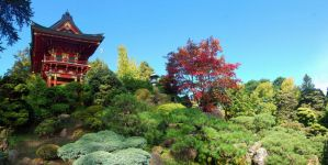 Japanese Garden... by LordXar