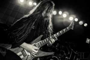 All That Remains - Oli Herbert by a-blister