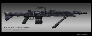 TTMG-638 MAG by BlackDonner