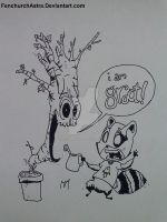 Rocket and Groot by FenchurchAstra