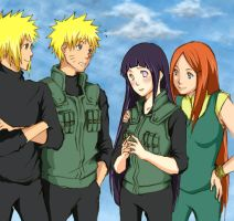 NaruHina- Collab by Inspired-Destiny