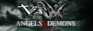 Angels and DEMONS banner II by onurb-design