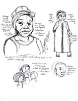 Gullah-Geechee nation by Alexander-Rowe