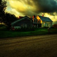 Vermont Time Capsule 1 by IraMustyPhotography