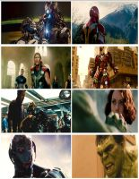 Avengers Age Of Ultron by Darkslayer092