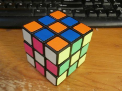 Cool cube by michael123425