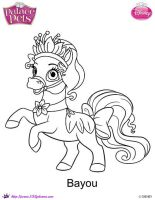 Bayou coloring Page by SKGaleana by SKGaleana