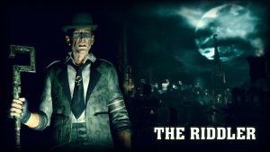 The Riddler (Edward Nigma) Wallpaper by BatmanInc