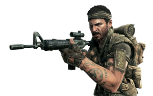 Call of Duty Render by Madness123456789