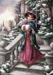 A winter rose by HollyBell