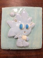 Silver Chao Tile by Silverexorcist