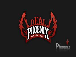 Deal Phoenix logo by TimothyGuo86