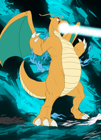 LS-CM, Dragonite Transformation by Toughset