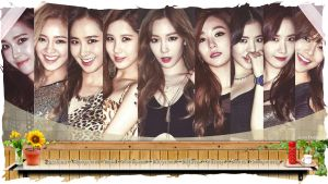 snsd Glam by Jover-Design