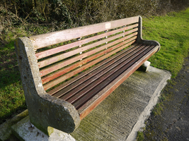 Bench photgraph by VoidSilentAssasin