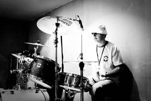 Drummer by prtphotography