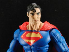 CHRISTOPHER REEVES AS SUPERMAN by EV214