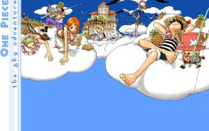 One Piece: Sky no Bouken by ailend