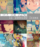 Digimon Icon Pack by alice-johnsson