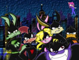 Loonatics by superpinathehedgehog