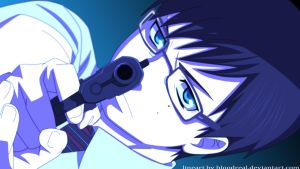 Yukio Okumura From Blue Exorcist by Advance996