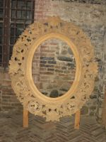 Picture frame by Alberto-stock
