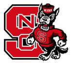 NCSU Wolfpack Icon by clandrigan757