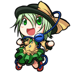 My Little Koishi by L421
