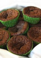 Chocolate muffin by Friidayy