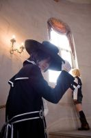 Pandora Hearts__be Silent by smallw
