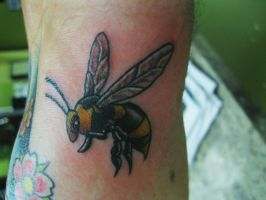 bee by ChadGrimm