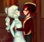 ::RWBY:: Howdy There by bumble-lily