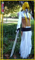 Bleach - Tia Harribel 2 by MiayahMilles