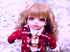 Chloes snow day clothes by princessmoony