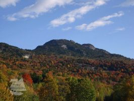 Grandfather Mountain by Pi-ray