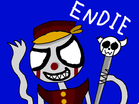 Endie The Clown by ObbyGames