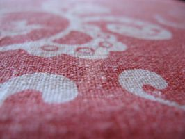 Tablecloth on my table by AtelierZUN