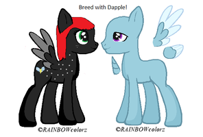 Breed With Dapple! by superstel