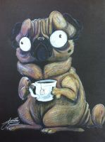 Pug Life by JoJoTeddy4