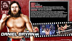 WWE Daniel Bryan ID Wallpaper Widescreen by Timetravel6000v2