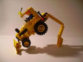 Lego - JCB 2 by Tim-Ltd