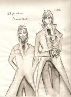 Croup and Vandemar by bug-in-my-eye