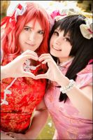 NicoMaki // Chinadress by CosplayPandora